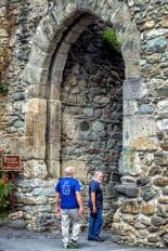 Yvoire main gate